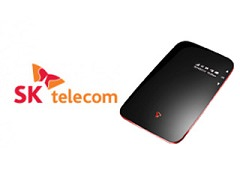 SK电讯T mifi(LTE Wi-Fi路由器)租赁