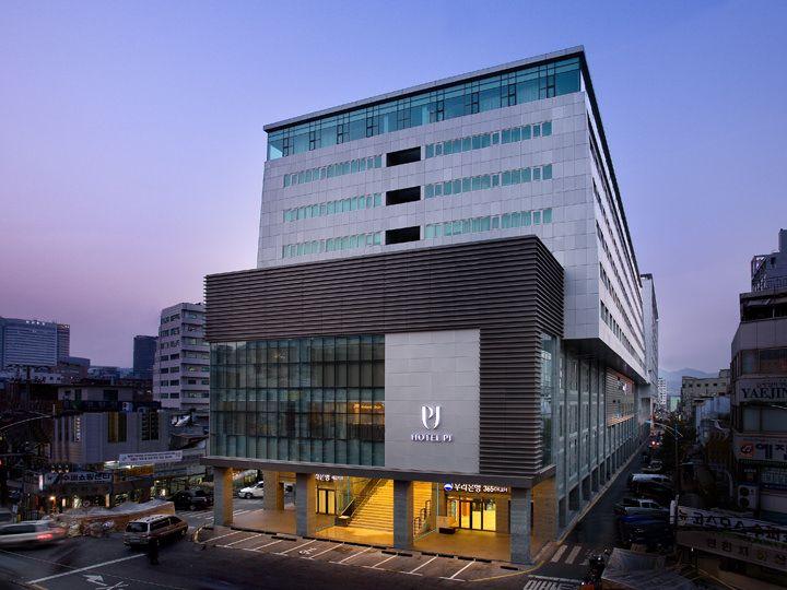 首尔PJ酒店明洞