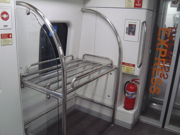 Luggage Shelter