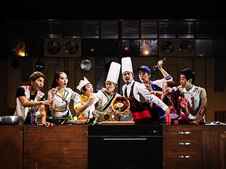 《CHEF:new brand of BIBAP》演出票