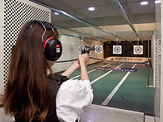 Busan Real Gun Shooting Range