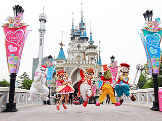 One Day Pass for Lotte World