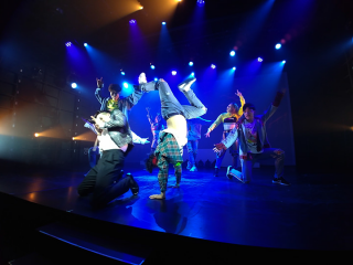 《Let's Dance, CRAZY!! SaChoom》 show ticket