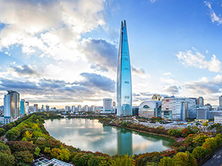 LOTTE World Tower SEOUL SKY Observatory Admission Ticket