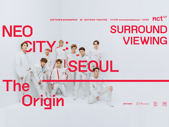 SMTOWN THEATER NCT 127 1ST Tour 【NEO CITY: SEOUL – The Origin】