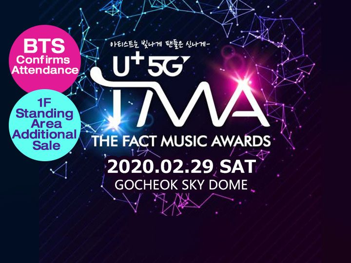2020 THE FACT MUSIC AWARDS