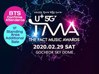 THE FACT MUSIC AWARDS(Currently Unavailable)