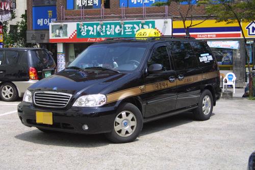 大型出租车