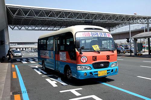 小区巴士(短途循环巴士)