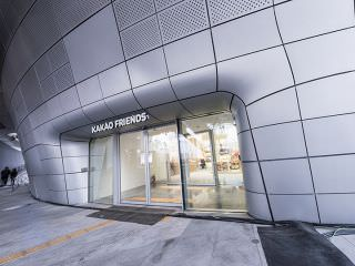 ※照片提供:KAKAO FRIENDS STORE