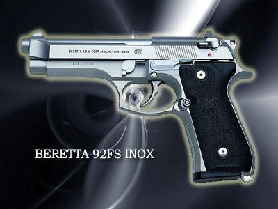 92fs inox (贝瑞塔92