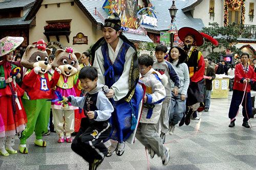 韩国的中秋节_韩国节日_韩国文化与生活_韩国