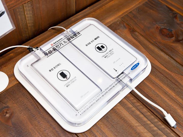 有线&无线手机充电器