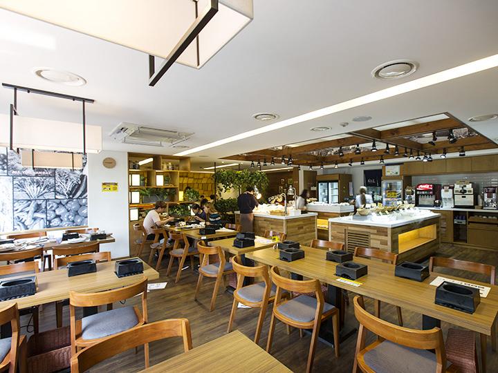letus日式火锅店_弘大(首尔)的美食店铺_韩国旅游网图片