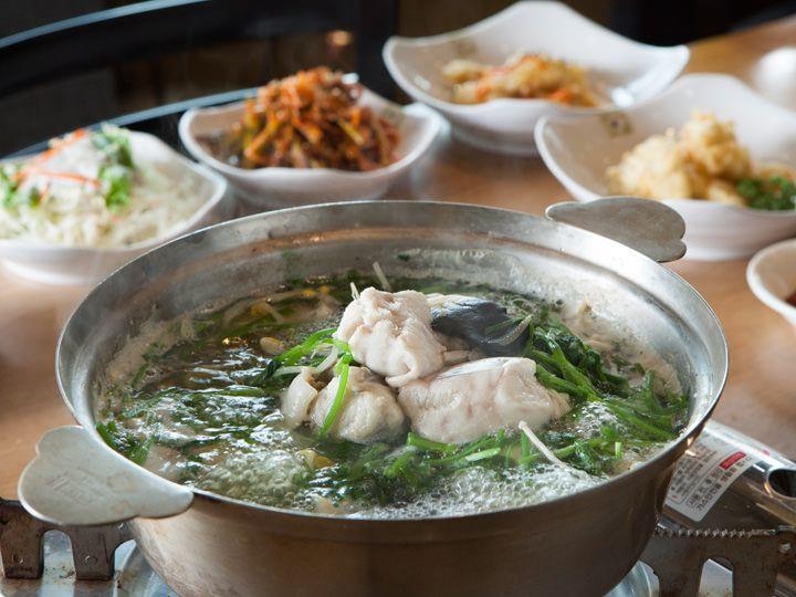 东莱河豚汤 东大门店