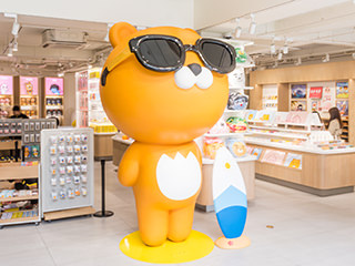 KAKAO FRIENDS STORE 江南旗舰店