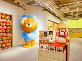 KAKAO FRIENDS STORE 弘大旗舰店
