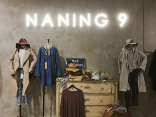 NANING9 乐天YOUNG PLAZA明洞店