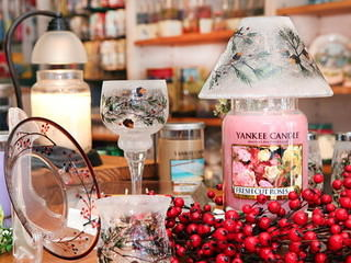 YANKEE CANDLE 明洞店