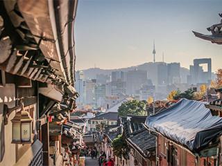 漫步三清洞,寻找那些韩剧拍摄地